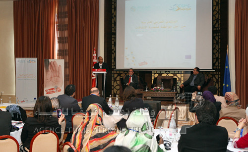 The opening of the first Arab Forum On « Education for Multi-Cultural Citizenship »