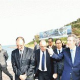 Nador: European Representatives paying a visit to Marchica Project