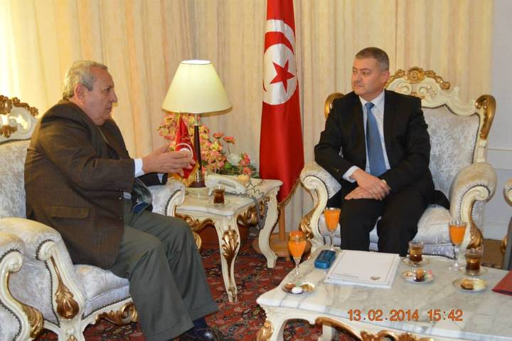 Morocco to train Tunisian Imams