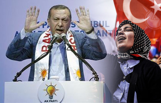 Erdogan's AKP party set for Huge Victory in Turkish Local Elections
