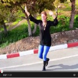 "An amazing video entitled ""We are from Alhoceima"""