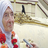 Touching Story : Belgian woman converts to Islam at age of 92 , and Moroccan family the main reason