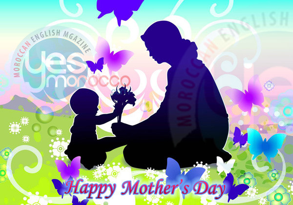 YesMorocco Wish All Moms Happy Mother's Day