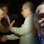 Littérature Giant ,Gabriel García Márquez, passed away