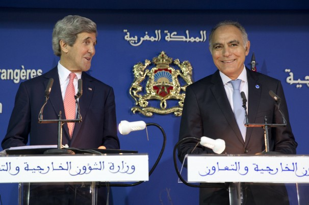 """Kerry in Rabat : """"Morocco is playing an important leadership role …"""" – AFP"""