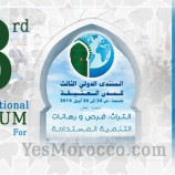 Tangier : Launching of Third International Forum for Medinas