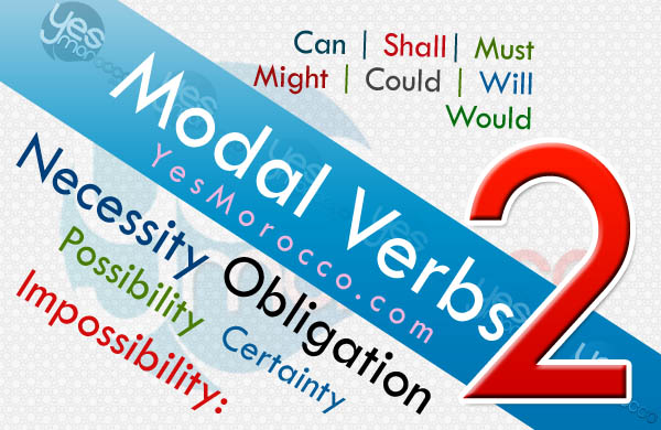 Modals – Part 2 : Offers, Obligation, Necessity, Possiblity and Certainty