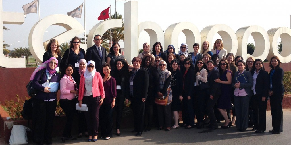 Day 6 in Morocco: Fostering a Global Society Through Cultural Exchange – TechWomen