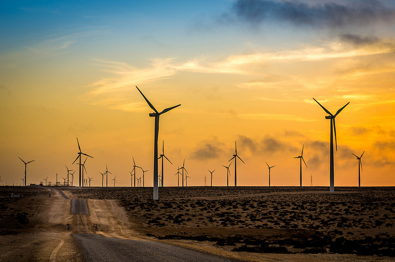 Morocco wind farm, Africa's biggest, starts generating power