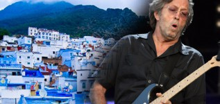 Eric Clapton decides to live in Chefchaouen, Morocco