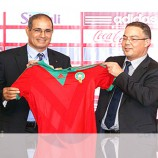 Badou Zaki returns as Morocco's head coach