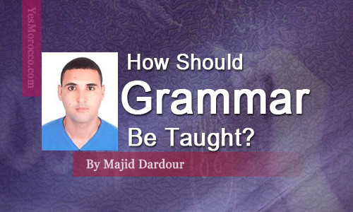 How Should Grammar Be Taught?
