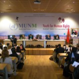 Alumni Model United Nations Conference Rocked Fes