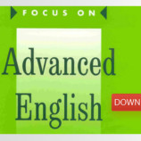 Focus on Advanced English – PDF book