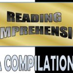 Compilation of Reading Tests