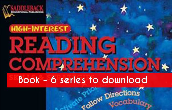 Reading Comprehension Skills and Strategies – 6 series to download