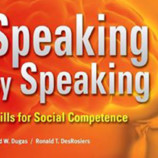 Speaking by speaking, skills for social competence