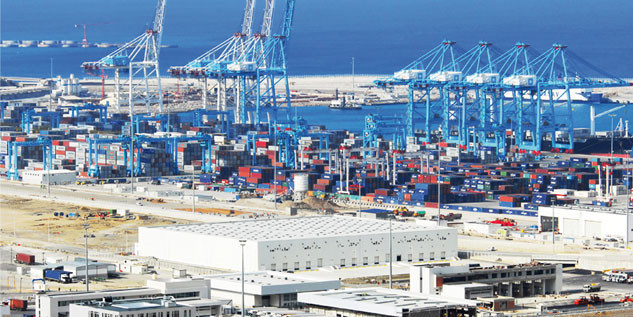 Med Tanger, the Largest Container Port in Africa –  African Business