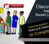 Communication : Making Complaints – Discovery Approach Based