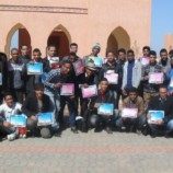 Zagora : BASMA Association of English Organizes Cultural Day for ISTA students