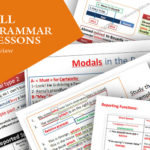 All BAC2 Grammar Lessons – Review