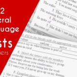 Bac2: General Language Tests to Get Prepared for Exams