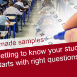 First-Day-of-School Surveys: Getting to know your students starts with right questions