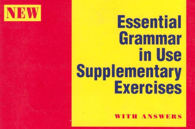Essential Grammar in USE -Supplementary Exercises