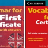 Grammar and Vocabulary for First Certificate (FCE) – Cambridge]