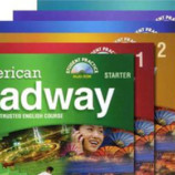 American Headway English Courses : Starter, 1-4 + Audios