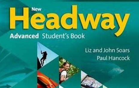 New headway advanced student's book 4th: all units -full lessons.