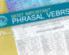 Bac2 Most Important Phrasal Verbs