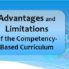 Advantages and Limitations of the Competency-Based Curriculum and Competencies Required in Classroom Teachers