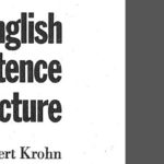 English Sentence Structure, for a good start