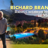 Billionaire Branson Raises Curtain on his Resort in Morocco