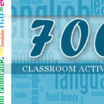 700 English Classroom Activities