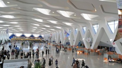 Air traffic at Morocco airports hits record in 2017