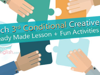 Teach Conditional 3 Creatively with These Fun Activities – Ready Made Lesson