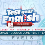 Compilation of Tests and Quizzes for Middle and Secondary schools