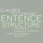 Sentence Structure – Understanding Clauses