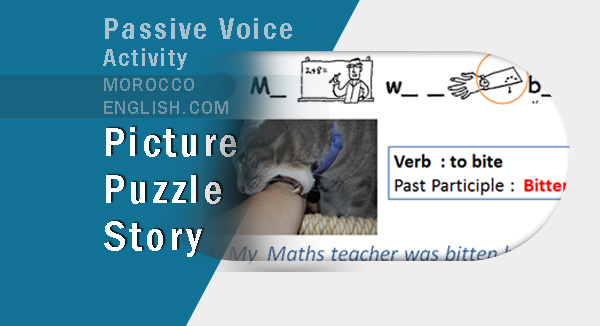 Picture Puzzle Story (PPT/PDF): Fun Activity To Enhance Usage of