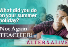 "Alternatives to ""How was Your Summer Holiday?"""