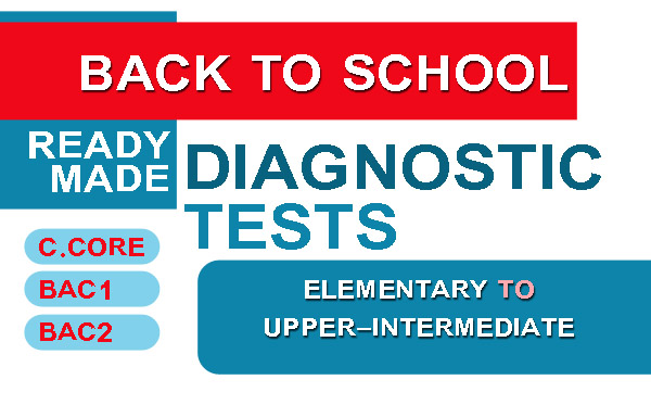 Ready Made Diagnostic Tests
