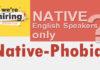Native-Phobia