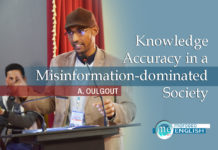 Knowledge Accuracy in a Misinformation-dominated Society